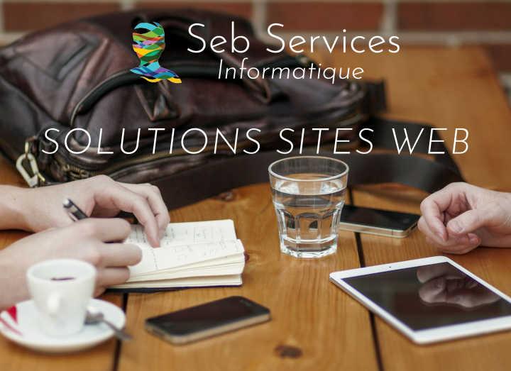 Site web Seb Services - Belfort